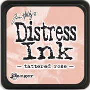 Mini Distress Ink Tattered Rose