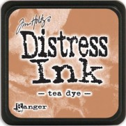 Mini Distress Ink Tea Dye