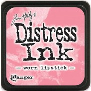 Mini Distress Ink Worn Lipstick