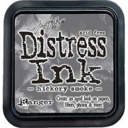 Mini Distress Ink Hickory Smoke