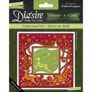 Die'sire Create-A-Card Die & Emboss Veille de Noël