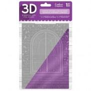 Crafter's Companion embossage 3D Maison de Campagne