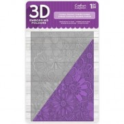 Crafter's Companion embossage 3D Fusion Florale