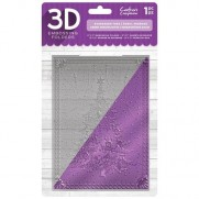 Crafter's Companion embossage 3D Sapin