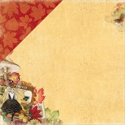 Bo Bunny Papier Enchanted Harvest Enchanted Harvest