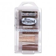 Stampendous Encrusted Jewel Kit Bronze