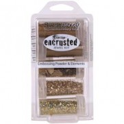 Stampendous Encrusted Jewel Kit Or