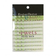 Eyelet Outlet mini Perles vertes