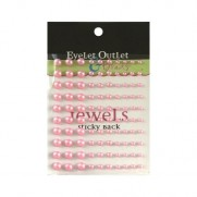 Eyelet Outlet mini Perles roses