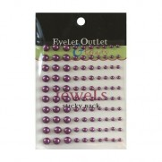 Eyelet Outlet mini Perles violets