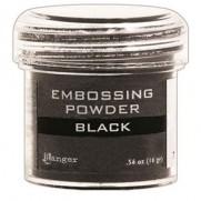 Poudre embossage Noire