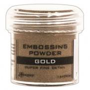Poudre embossage Super Fine Or