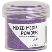 Poudre embossage Ranger Mixte Media Lilac