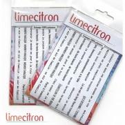Limecitron Étampe 17 phrases