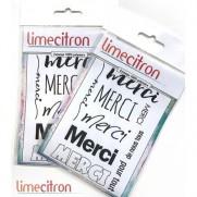 Limecitron Étampe Kit Merci