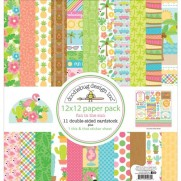 "Doodlebug Kit 12""X12"" Fun in the Sun"