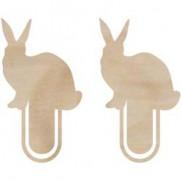 Découpes en Veneer Bunny Clips