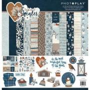 """PhotoPlay Pad 12""""X12"""" Pour l'amour de l'hiver"""