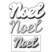 Frantic Stamper Die Mot Noel