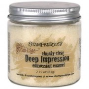 Stampendous Deep Impression Chunky Embossing Enamel