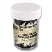 Stampendous Chunky Embossing Enamel Noir