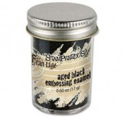 Stampendous Aged Embossing Enamel Noir