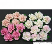 Wild Orchid Craft Fleurs Carnation Roses Mixtes