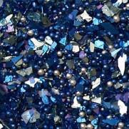 Art Glitter Gala Glitz Bleu