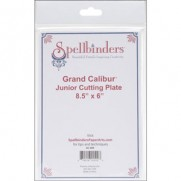 "Grand Calibur Cutting Plate Junior 8.5"" x 6"" (Plaque C)"