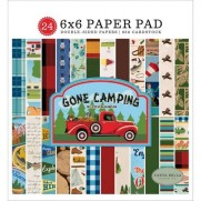 "Carta Bella Collection 6""X6"" Parti Camper"