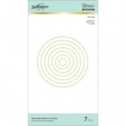Spellbinders Glimmer Hot Foil Plate Cercles