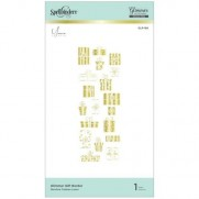 Spellbinders Glimmer Hot Foil Plate Cadeau