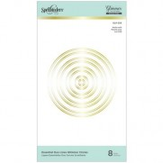Spellbinders Glimmer Hot Foil Cercles