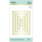 Spellbinders Glimmer Hot Foil Rectangles