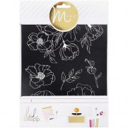 Minc Art Screen Floral