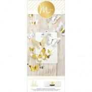 Minc 3D Papillons