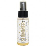 Sheer Shimmer 2oz Spray Or