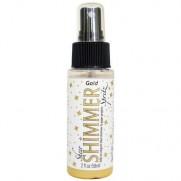 Sheer Shimmer 2oz Spray Or