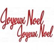 Dee's Découpes Joyeux Noel petit & grand