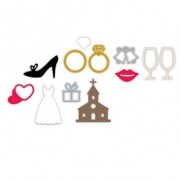Impression Obsession Icones de mariage