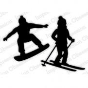 Impression Obsession Skieur & Plancheur