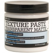 Ranger Texture Paste Transparente matte pot de 4 onces