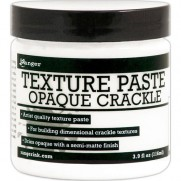 Ranger Crackle Texture Paste pot de 4 onces