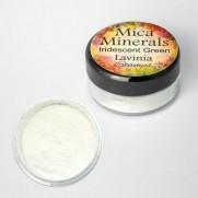 Lavinia Mica Minerals Iridescent Green