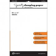 "Inkssentials Specialty Stamping Paper 8.5"" X 11"""