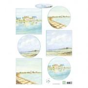 Marianne Designs Image Port de Mer