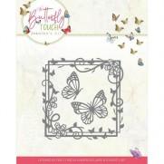 Jeanine's Art die Carré papillons