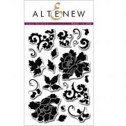 Étampe Altenew Lacy Scrolls