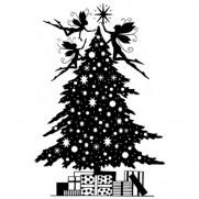 Lavinia Étampe La veille de Noël