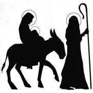 Lavinia Étampe Jésus Marie Joseph